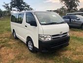 Toyota Hiace Dual Bus 2013