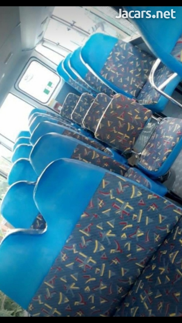 BUS SEATS WITH COMFORT AND STYLE.WE BUILD AND INSTALL.CONTACT 8762921460-9