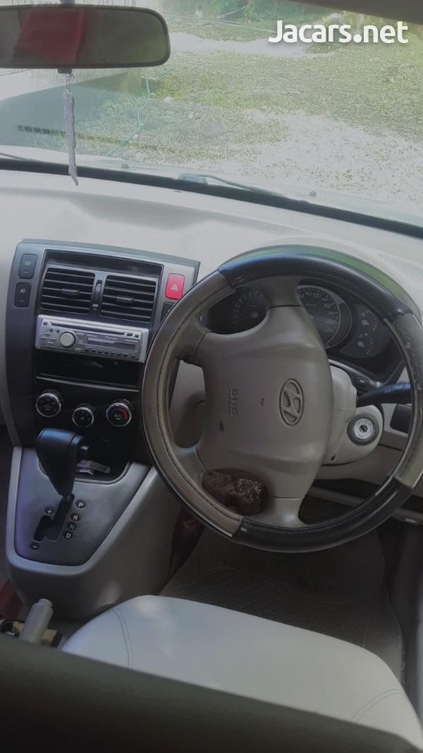 Hyundai Tucson 2,0L 2005-8