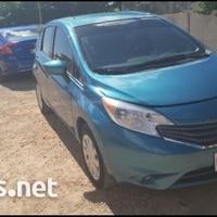 Nissan Versa 1,5L 2015