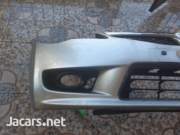 2006-2011 Honda Civic Front Bumper-2