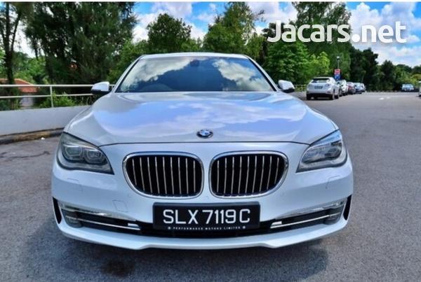 BMW 7-Series 3,0L 2014-2