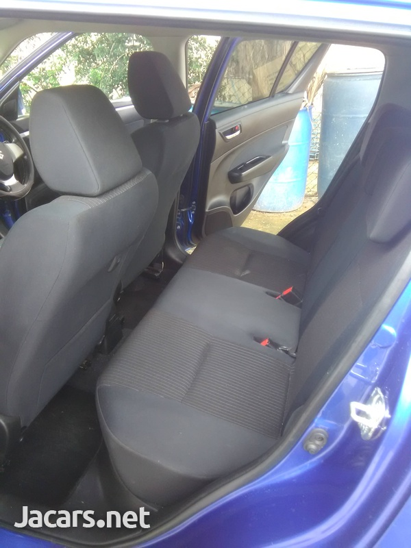 Suzuki Swift 1,2L 2015-6