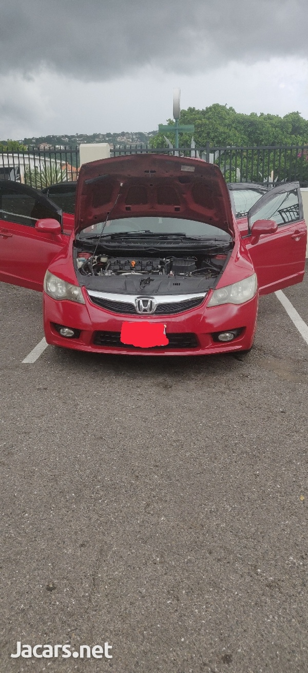 Honda Civic 1,8L 2010-8