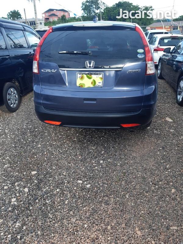 Honda CR-V 2,4L 2012-7