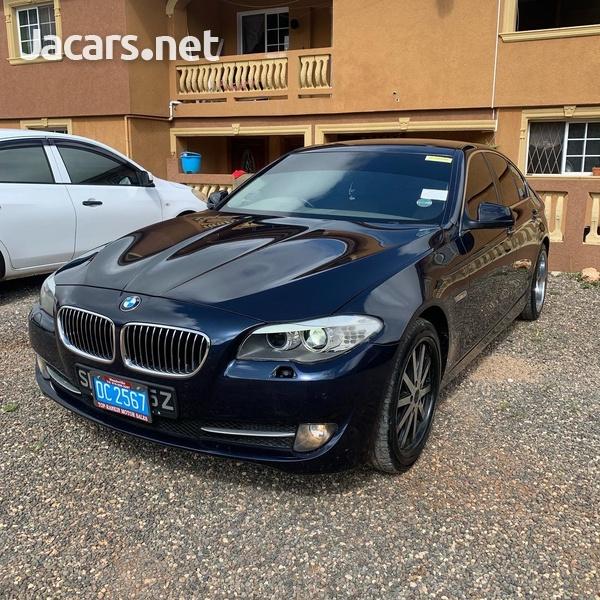 BMW 5-Series 2,0L 2011-1