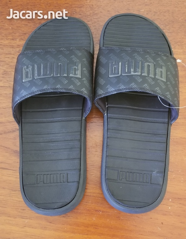 Original Brand New Puma/Adidas/Nike Slides, Sizes 8 - 10-3