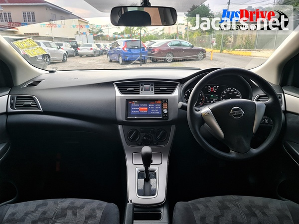 Nissan Sylphy 1,6L 2013-9