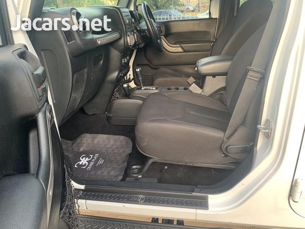 Jeep Wrangler Sport Unlimited 3,6L 2015-11