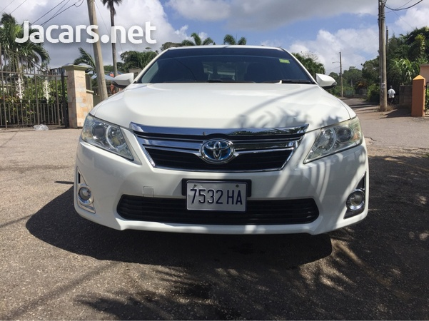 Toyota Camry 2,0L 2012-2