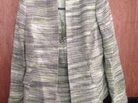 NWT Tweed Kasper Skirt Suit sz 10 US