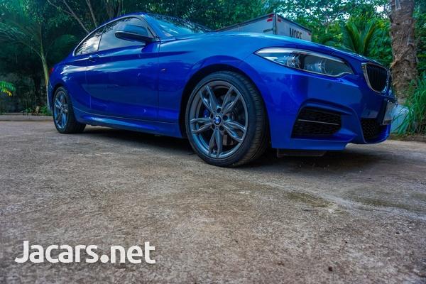 BMW M2 3,0L 2019-13