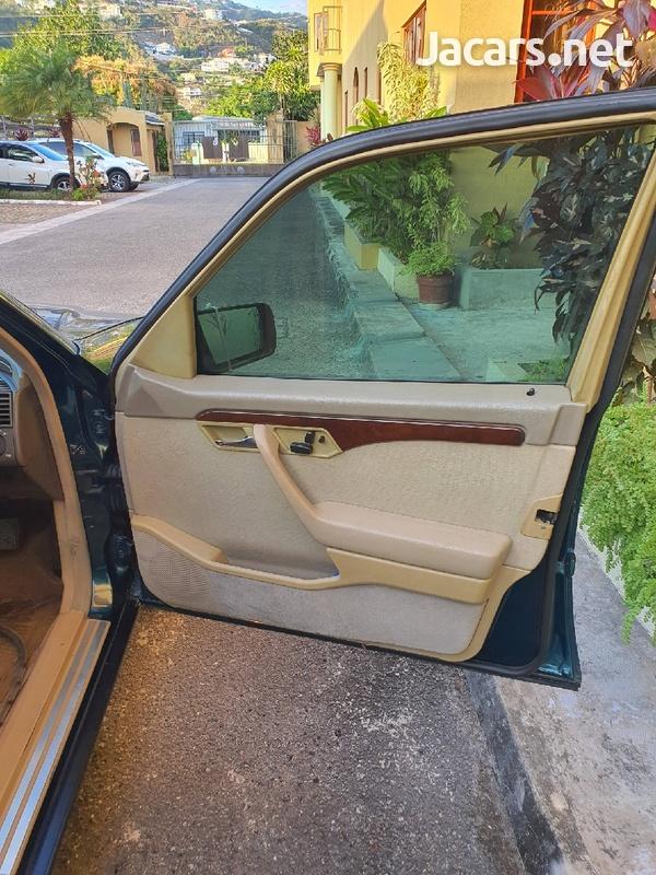 Mercedes-Benz C-Class 2,8L 1996-7