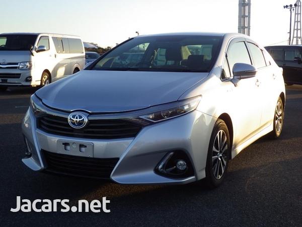 Toyota SAI 2,4L 2014-3