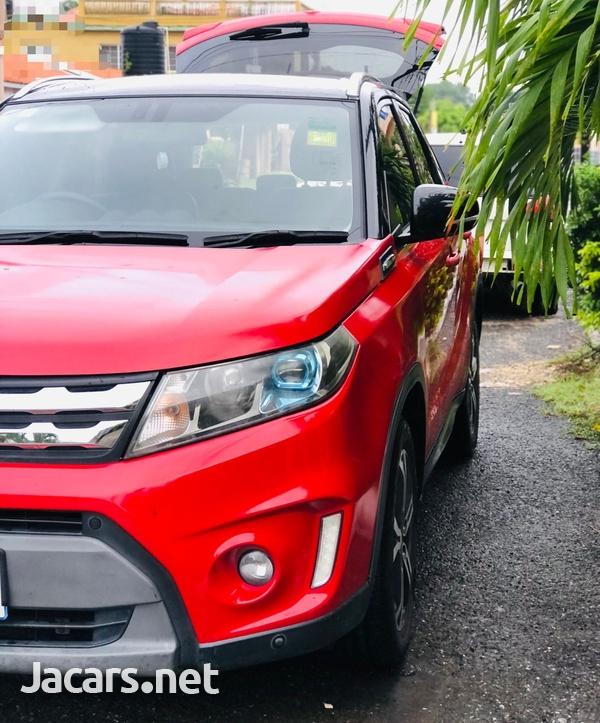 Suzuki Vitara 1,6L 2016-5