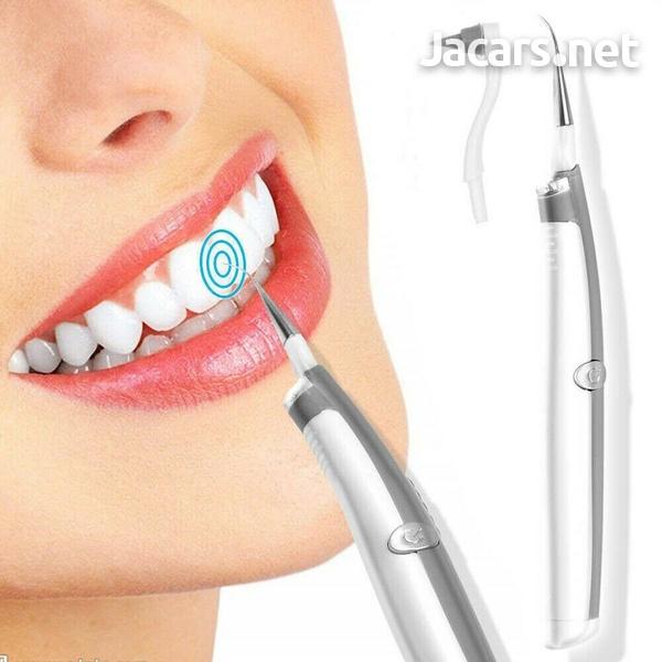 Dental Sonic Ultrasonic Scaler Tartar Clean LED Tooth Pick Whitening Teeth Scali-2