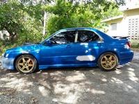 Subaru Impreza 2,0L 2001