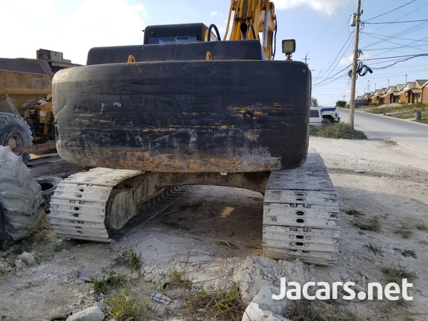 2001JCB JS220 EXCAVATOR-1