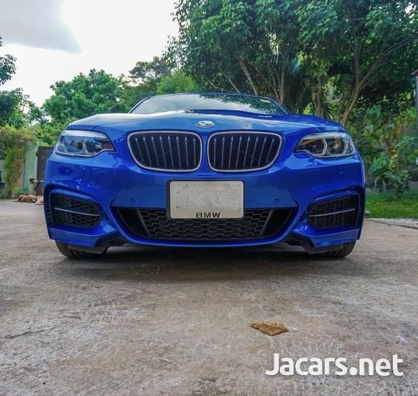 BMW M2 3,0L 2019-2