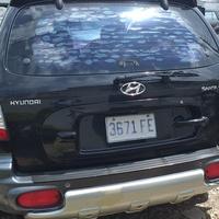 Hyundai Santa Fe 2,5L 2004