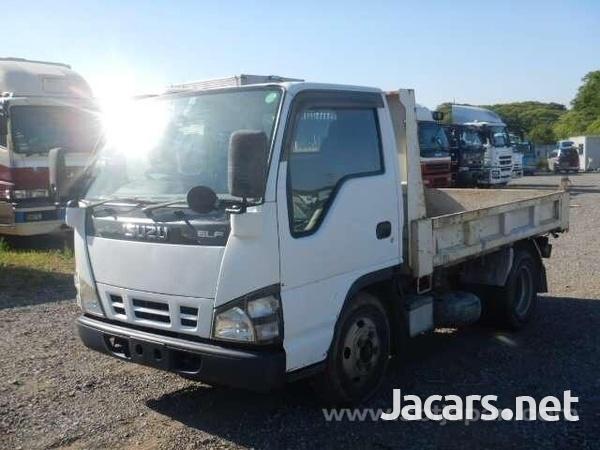 Isuzu Tipper Truck 2006-1