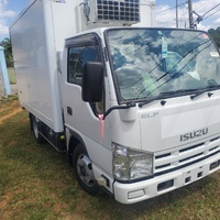Isuzu Box Body Truck 3,0L 2012