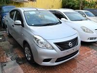 Nissan Latio 1,1L 2014