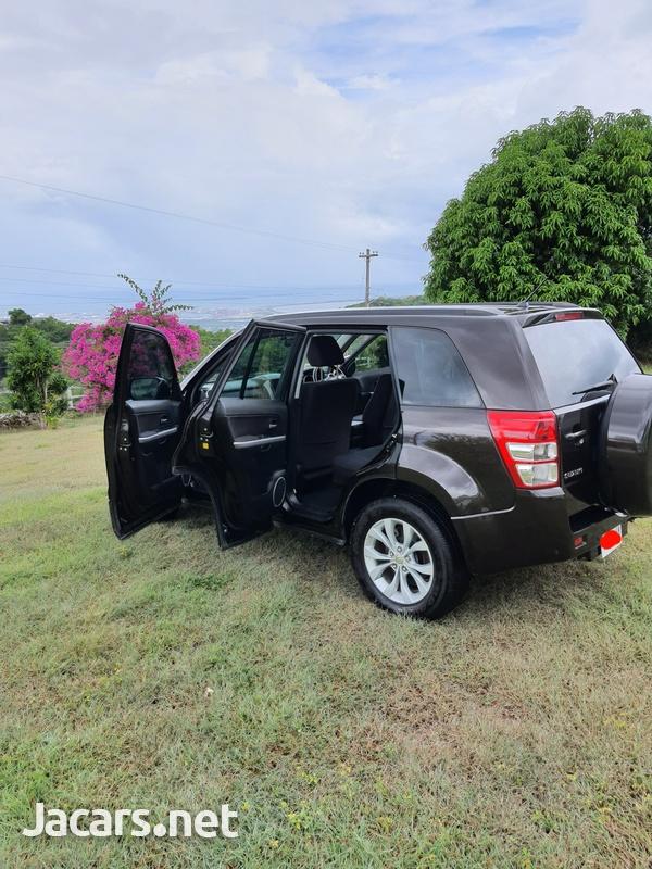 Suzuki Grand Vitara 2,0L 2017-8