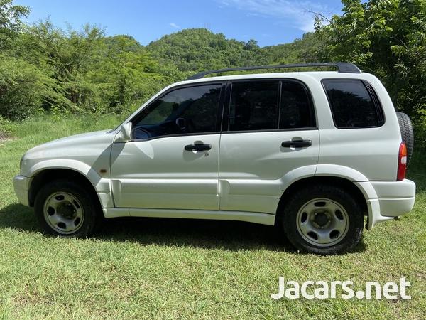 Suzuki Vitara 2,5L 2001-6