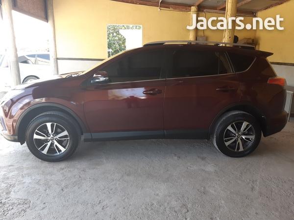 Toyota RAV4 2,0L 2016-4