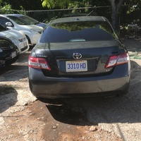 Toyota Camry 2,5L 2010
