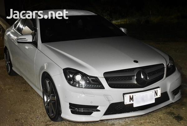 Mercedes-Benz C-Class 1,6L 2014-4