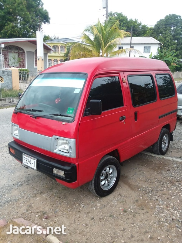 1989 SUZUKI CARRY-2