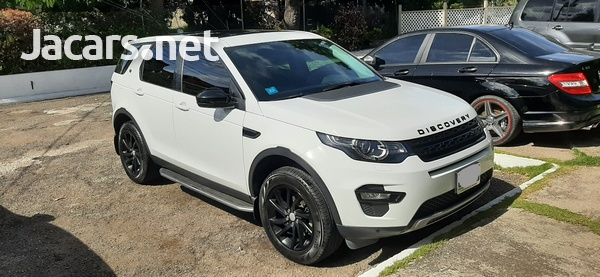 Land Rover Discovery Sport 2,0L 2017-2