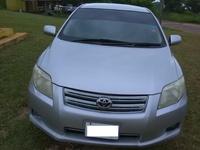 Toyota Axio 1,5L 2008