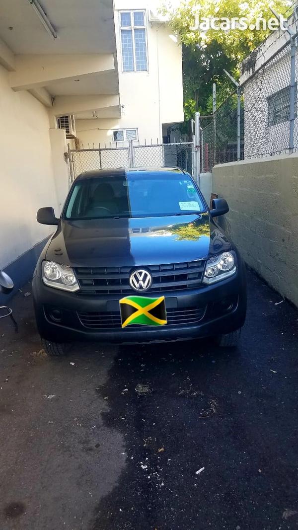Volkswagen Amarok 2,0L 2013-8