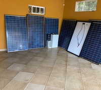 Solar panel and peripherals