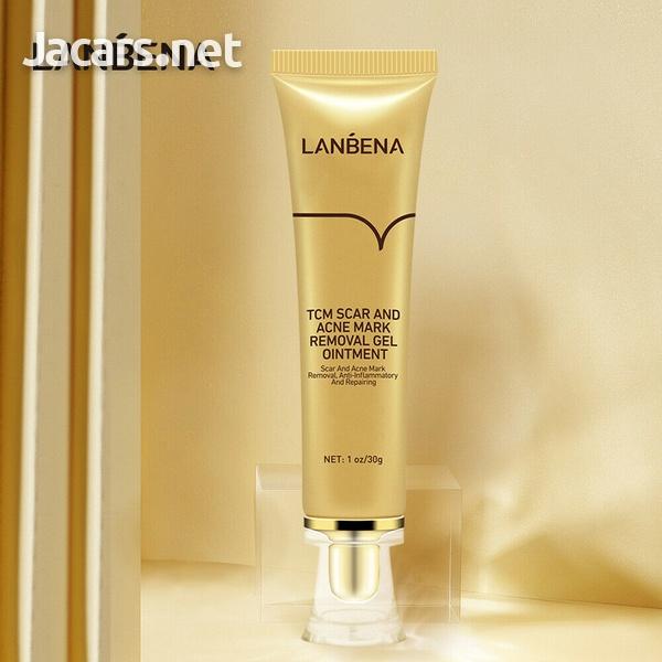 LanBeNa Scar Removal Cream/Gel For Acne Treatment Stretch Mark Cut Burn Spot-4