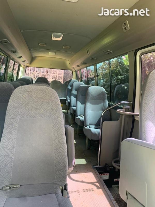 2007 Toyota Coaster Bus-5