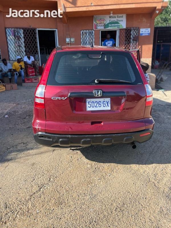 Honda Accord 2,4L 2007-4