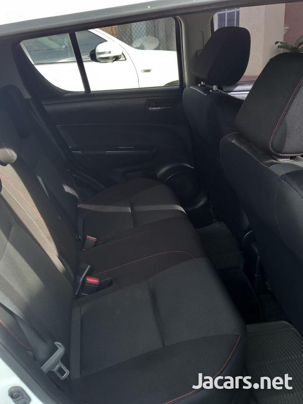 Suzuki Swift 1,6L 2012-11