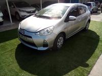Toyota Aqua 1,3L 2014