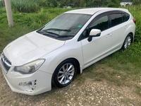 Subaru Impreza 1,9L 2014