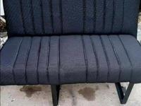 We make and install hiace and caravan bus seats