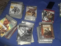 ps3 CD and xbox360 CD