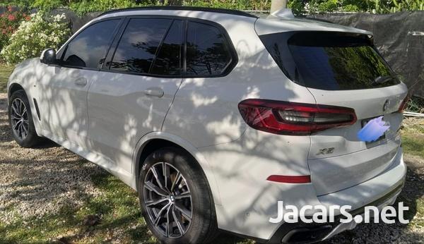 BMW X5 2,5L 2020-4