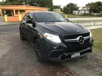 Mercedes-Benz GLE-Class 5,5L 2016