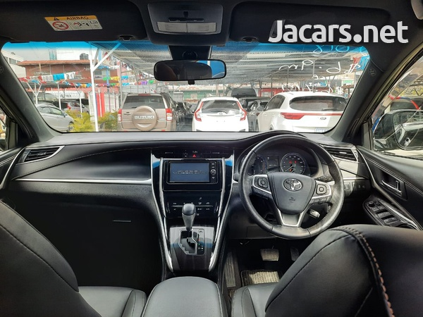 Toyota Harrier 2,0L 2018-6