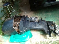 Evenrude 150 h/p Boat Engine