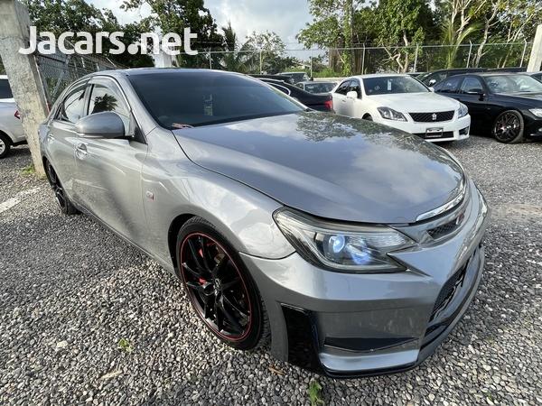 Toyota Mark X 3,5L 2013-2
